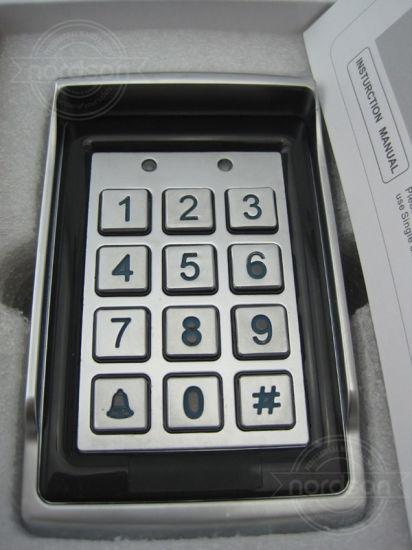 Nt-106 12VDC Waterproof Standalone Keypad Single Door Access Control Reader