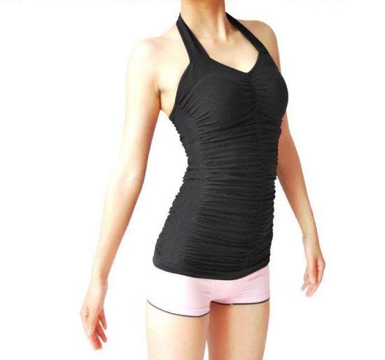 04f89299ac931 Wholesale Plain Cheap Yoga Women Cotton Tank Tops in Bulk pictures   photos