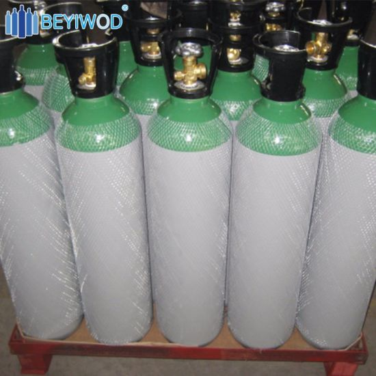 Oxygen Tank For Sale >> China Ce Tped 10l Oxygen Cylinder 166bar 200bar 300bar High Pressure