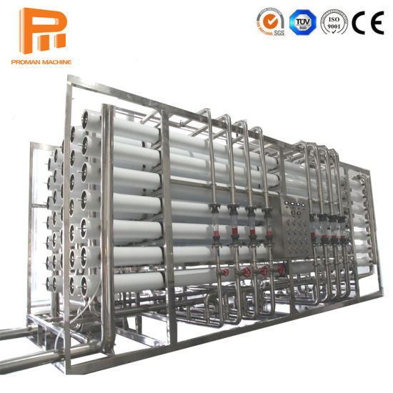 RO Industrial Water Treatment Plant/Pure Water Cleaning System/Underground Water Purification System