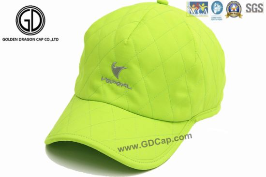 High Quality Brand Quilted Sports Baseball Cap & Hat pictures & photos