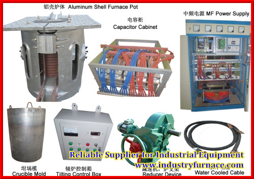 Medium Frequency Industrial Furnace in Boiler&Stove