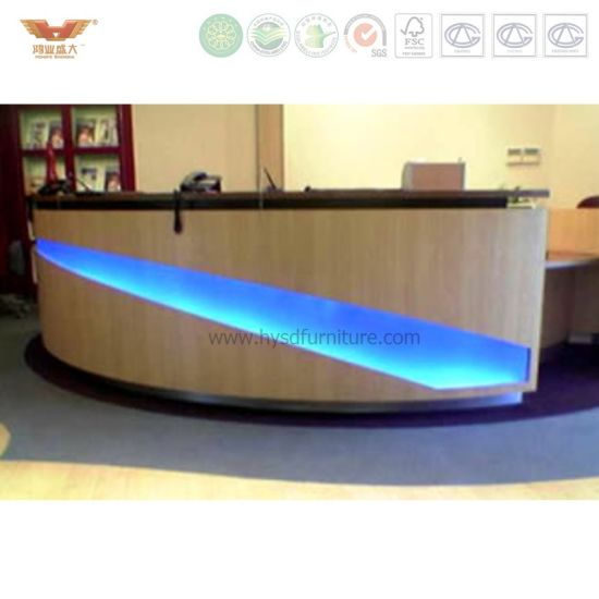 Lounge Area Desk Modern Design Front Lobby Reception