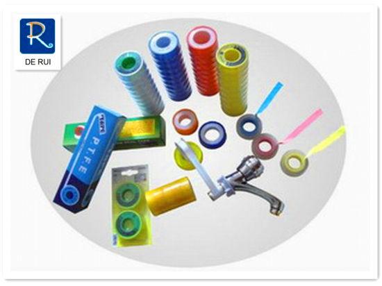 China Premium Grade PTFE Gas Line Plumber′s Teflon Thread