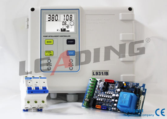 Direct on Line Dol Three Phase Booster Pump Control for Water Engineering L931-B pictures & photos