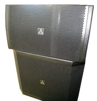 "PRO Audio Speaker High Compact La Acoustic 8"" Two Way Neodynium Indoor Line Array Speaker Vrx900 pictures & photos"