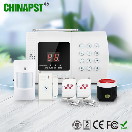 2016 China Good PSTN Security Wireless Home Alarm System (PST-TEL99E) pictures & photos