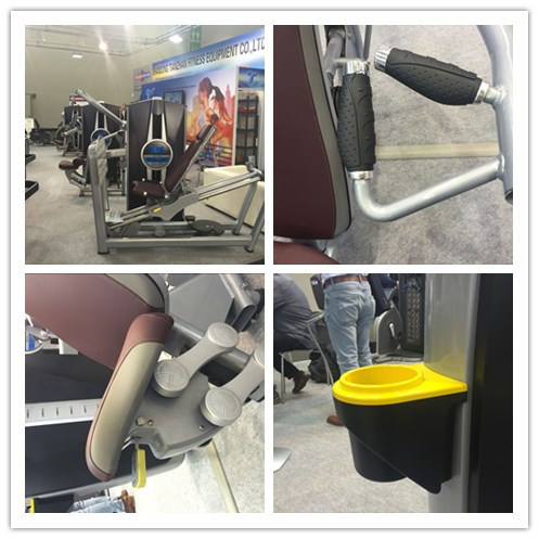 Tz-8016 Leg Press/Gym Machine/Gym Equipment/New Products pictures & photos