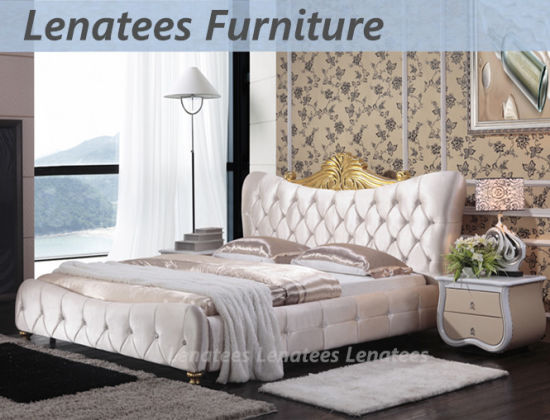 A06 Italian Designs Bedroom Furniture Royal Bed