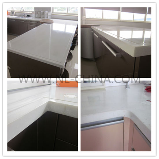 N & L Lacquer Furniture Kitchen with Shaker Door (kc1130) pictures & photos