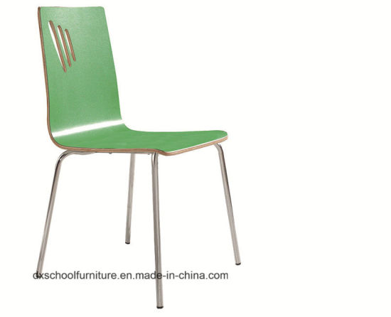 New Wooden Furniture Betwood Chair for Fast Food pictures & photos