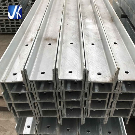 Steel Retaining Structures : China hot dipped galvanized structural h column for