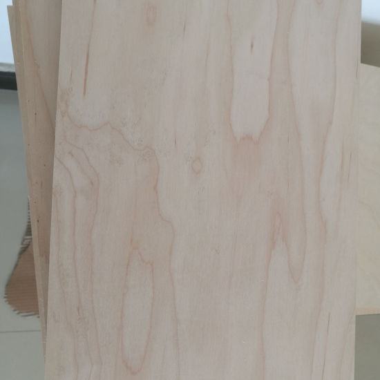 Cabinet Grade Natual Wood Maple Plywood 4*8