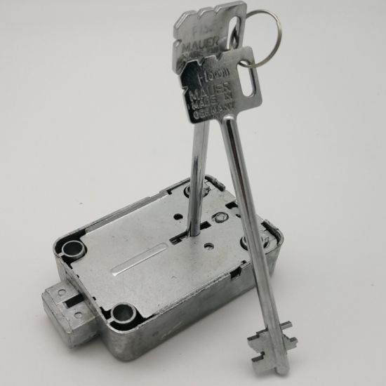 Mechanical Safe Lock with Double Bit Keys China Supplier