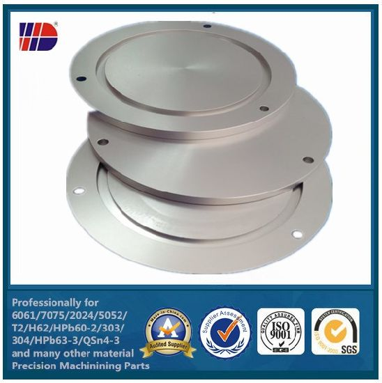 Top Precision CNC Machining Aluminum Parts with Good Quality pictures & photos