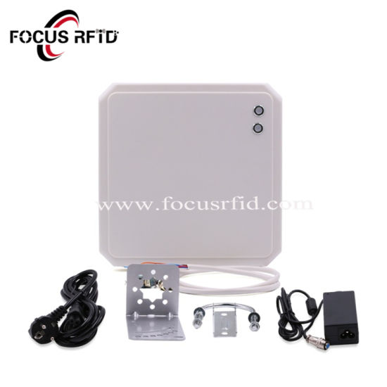UHF Reader, 865-965MHz RFID Reader Vehicle Access Control Parking System RFID Reader