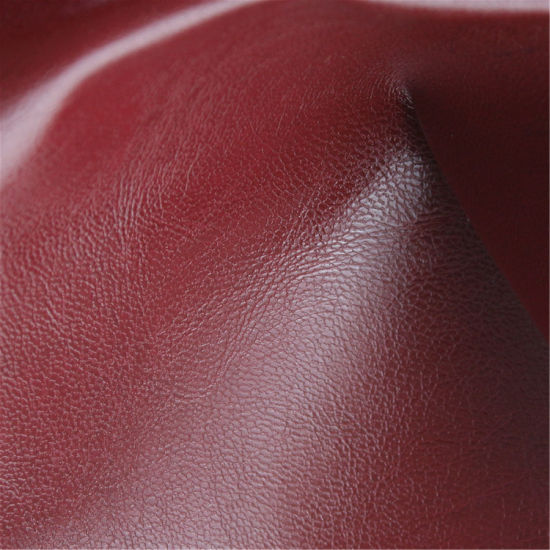 Abrasion-Resistant Dedicated PU Synthetic Leather for Boat Seat Cover pictures & photos