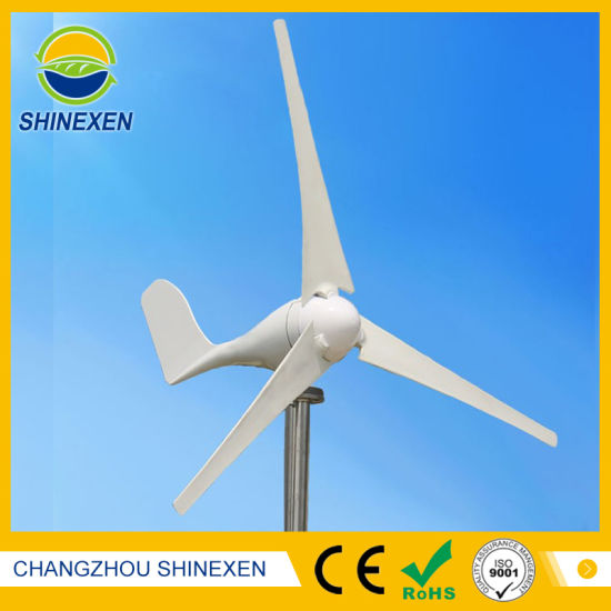 300W Horizontal Axis Wind Turbine pictures & photos