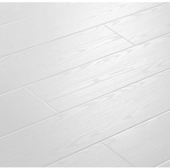 China Ac3 Ac4 Ac5 Flooring, White Laminate Waterproof Flooring
