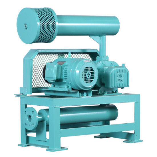 China Aaxial Flow Roots Air Blower Bk8024 (45KW) at 10-60 Kpa