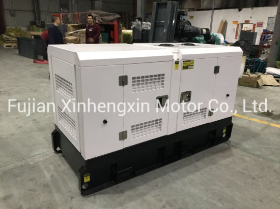 Wholesale Price Silent 20kVA Cummins Diesel Generator Set with ATS