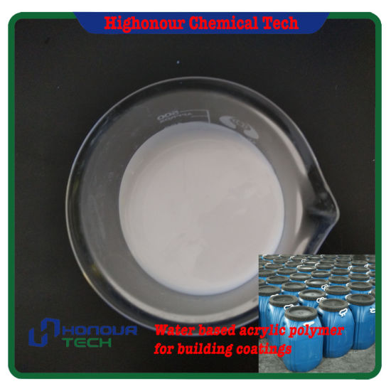Water Based Styrene Acrylic Emulsion for Building Wall Bumpy Stone Effect Paint