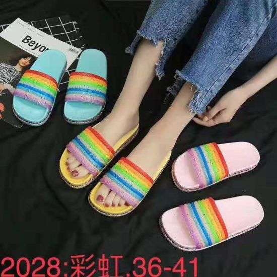 Female Rainbow Slipper, Two Colours