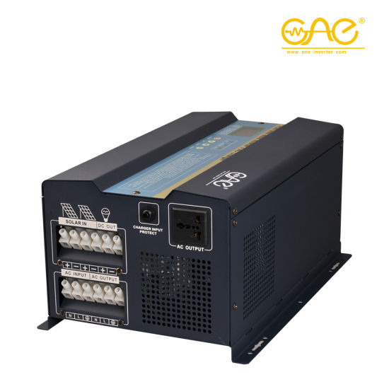 Low Frequency Solar Power Inverter 2kw Inbuilt MPPT Controller and Isolation Trasnformer pictures & photos