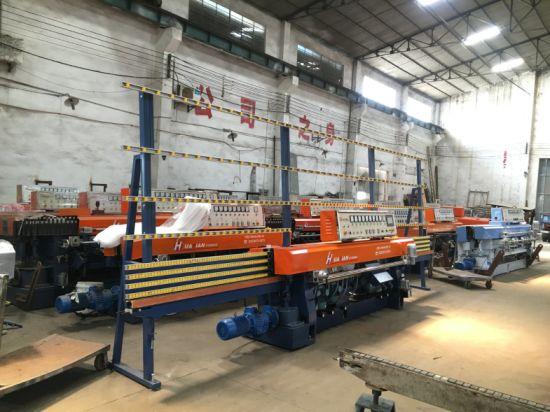 Glass Stright-Line Edging Machinery