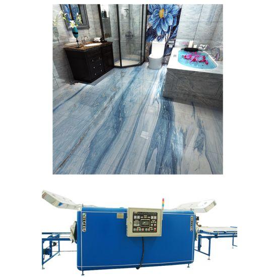 Automatic 3d Cement Terrazzo Floor Tile Making Machine