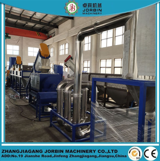 Full Automatic High Quality Plastic PP PE Film PP Woven Bags Recycling Machinery