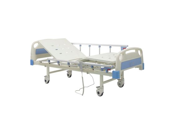 Two Functions ABS Cheap Electric Medical Nursing Hospital Bed