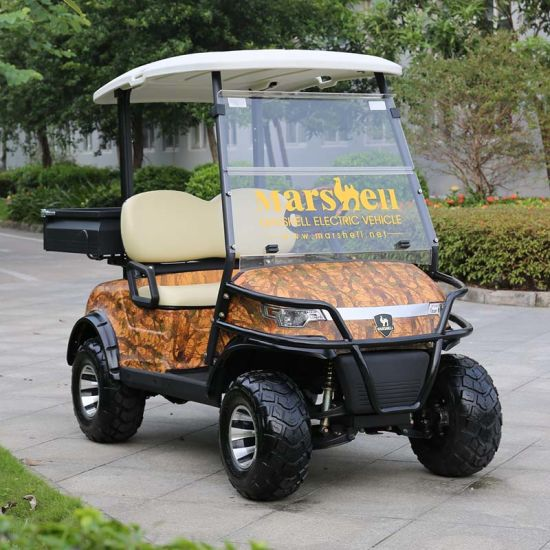China Factory Supply Electric 2 Seat Hunting Utility Vehicle (DH-C2-8) pictures & photos