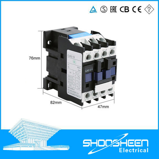 3TF30 10-0X 3TF Series Cjx1 Cjx2 High Quality AC Magnetic Contactor
