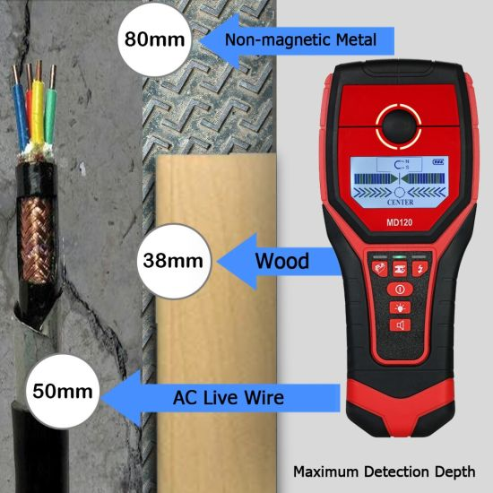 Laser Measuring Device with Single-Distance