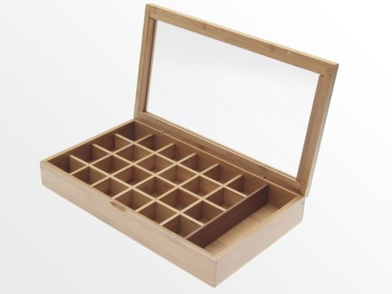Bamboo Products Eco-Friendly Luxury Factory Selling Packing Small Gift Box