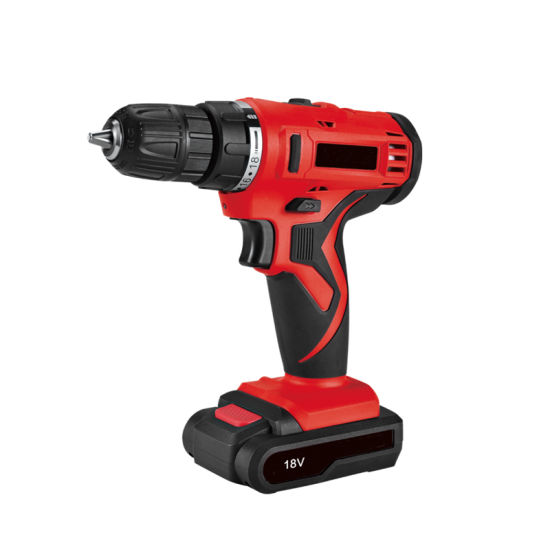 Two Mechanical Electric Cordless Drill 18V