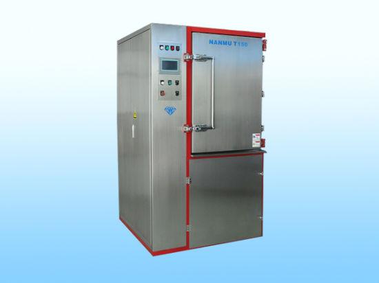 Cryogenic Deburring/Trimming Machine for Automobile Sealing Parts Deflashing
