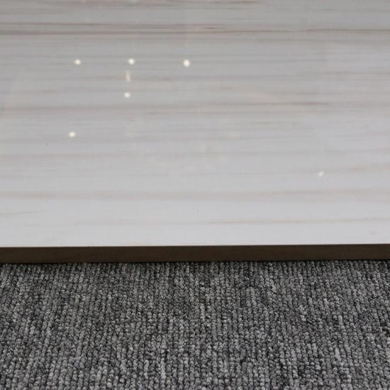 Glazed White Porcelain Floor Tiles