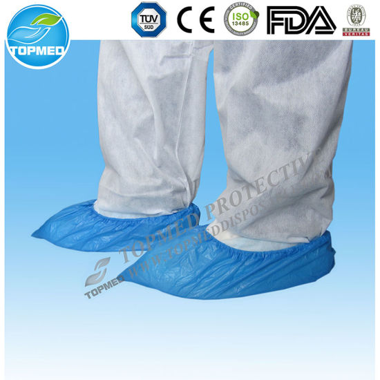 Disposable Shoe Cover for One Time Use pictures & photos