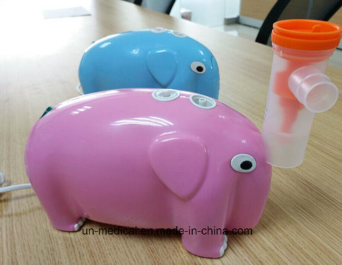 New-Cute Elephant Compressor Nebulizer for Hospital Use pictures & photos