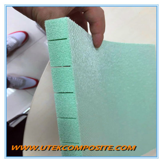 P80 20mm Thickness Scrim PVC Foam for Boat Building