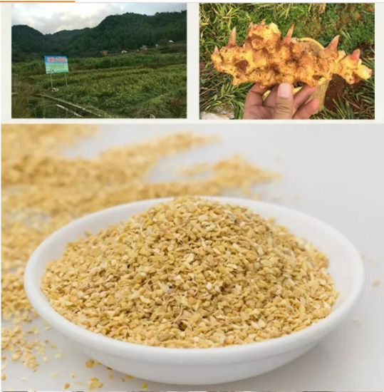 China Factory Direct Price Dried Dehydrated Ginger Granules pictures & photos