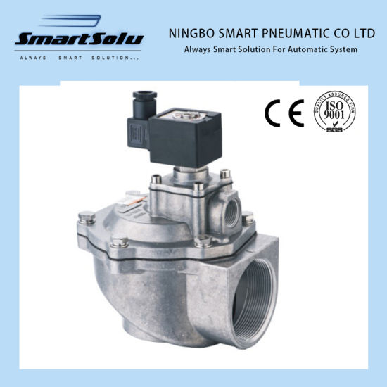 Thread 2 Inch Scg353A050 Diaphragm Valve for Dust Collecting