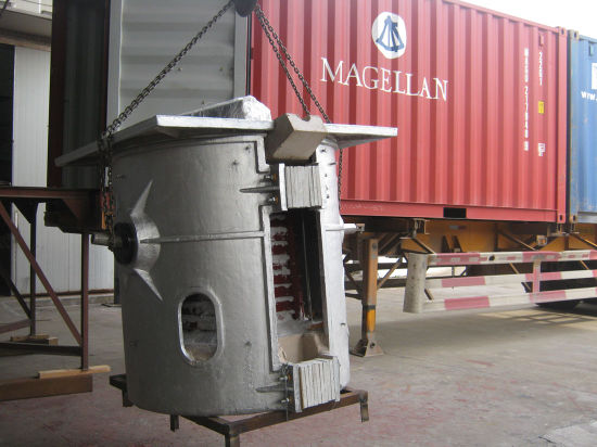 High Frequency Induction Heating Machine Screw Welding Furnace