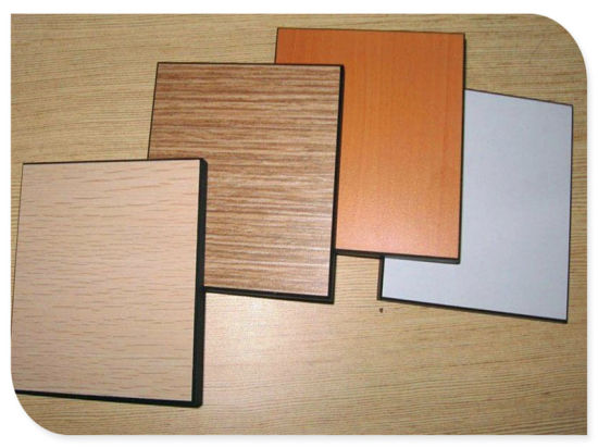 Public Areas Decorative Laminats Compact Board pictures & photos