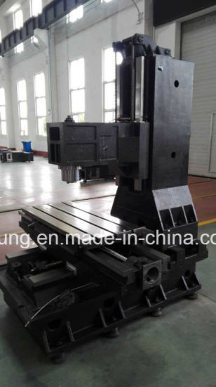 Heavy Duty of CNC Milling Machine (CNC Milling Machinery (vmc850) pictures & photos