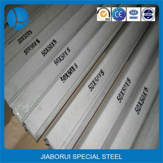 2205 2520 Super Duplex Stainless Steel Angle Bar pictures & photos