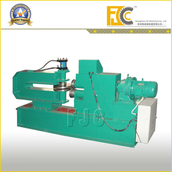 Automic Rotary Wafery Iron Steel Plate Circular Cutting Machine pictures & photos