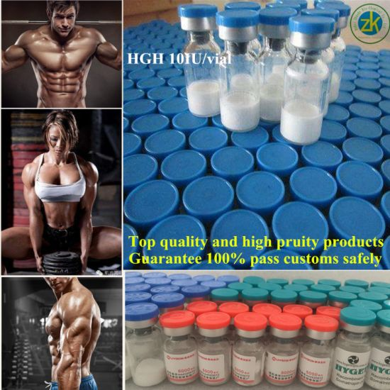 Jintropinhgh High Quality Human Growth 191AA Rhgh 10iu Hormone for Muscle Mass pictures & photos